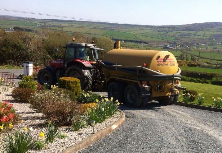 septic tank cleaning donegal